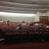 Photo taken at TTU - Rawls College of Business by Karin D. on 10/19/2012