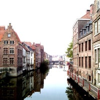 Photo taken at Ghent by Stigmata P. on 5/7/2013