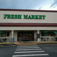 Photo taken at The Fresh Market by the derek F. on 7/31/2016