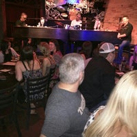 Photo taken at Rockeys Dueling Piano Bar by the derek F. on 4/25/2015