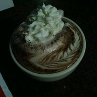 Photo taken at Uncommon Grounds Coffee & Tea by Stirling A. on 1/18/2013