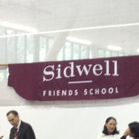 Photo taken at Sidwell Friends School by Michele S. on 6/7/2013