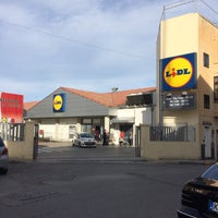 Photo taken at Lidl by Yaprak T. on 2/4/2017