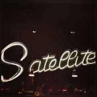 Photo taken at Satellite Room by Kurt J. on 12/22/2012