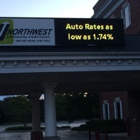 Photo taken at Northwest Community Credit Union by Jose G. on 7/17/2014