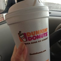 Photo taken at Dunkin' Donuts by Katherine B. on 1/26/2013