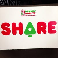 Photo taken at Dunkin' Donuts by Katherine B. on 11/26/2013