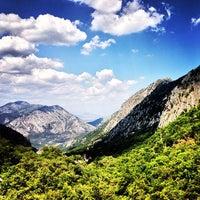 6/16/2013 tarihinde Tarik Y.ziyaretçi tarafından Termessos'de çekilen fotoğraf