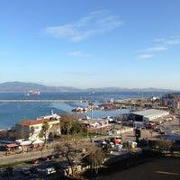 Photo taken at Bandırma by ozgur y. on 3/10/2013