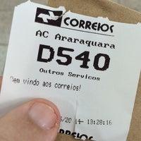 Photo taken at Correios by Daniel D. on 6/23/2014
