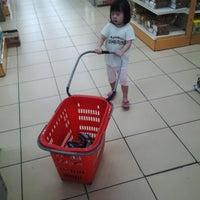 Photo taken at Golden Sweet Supermarket^^ by Guntur S. on 8/23/2014