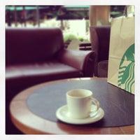 Photo taken at Starbucks by Artak C. on 5/16/2013