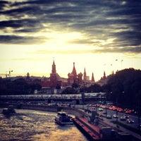 Photo taken at Bolshoy Ustyinsky Bridge by All L. on 6/18/2013