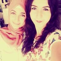 Photo taken at Menderes Caddesi by Şeyma A. on 9/20/2015