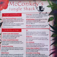 Photo taken at McConkey's Jungle Shack by Explore E. on 9/2/2015