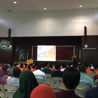 Photo taken at Sekolah Menengah Kebangsaan Agama Kuala Lumpur by Abd Rahman on 8/27/2016