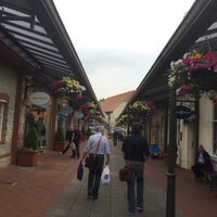 Photo taken at Clarks Village Outlet Shopping by Abd Rahman on 6/12/2015