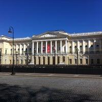 Снимок сделан в Русский музей пользователем Andrew B. 5/8/2013