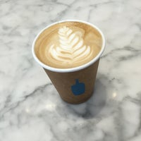 Photo taken at Blue Bottle Coffee by Jim M. on 6/27/2016