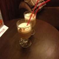 Photo taken at Coffee Life by Yuliya K. on 11/8/2012