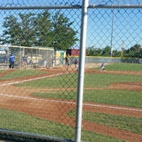 Photo taken at Quartz Hill Little League by Kevin J. on 5/2/2015
