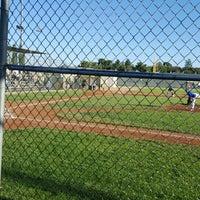 Photo taken at Quartz Hill Little League by Kevin J. on 9/20/2015