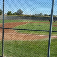 Photo taken at Quartz Hill Little League by Kevin J. on 10/19/2014