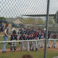 Photo taken at Quartz Hill Little League by Kevin J. on 3/17/2015
