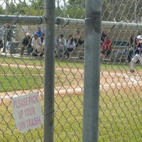Photo taken at Quartz Hill Little League by Kevin J. on 4/25/2015