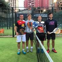 Foto tirada no(a) Club de Raqueta por arantxa S. em 1/10/2016