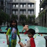 Photo taken at G.H. Swimming Pool by Sulistio Eko P. on 3/31/2014