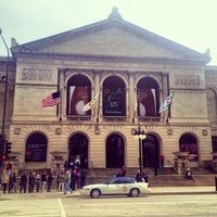 Foto tirada no(a) The Art Institute of Chicago por val m. em 4/6/2013