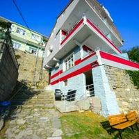 Photo taken at Amasra Balıkevi by Cora 0. on 6/26/2016