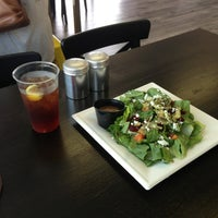 Photo taken at Pressed Panini Bar by Steve W. on 6/26/2013