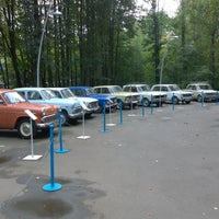 Photo taken at Отечественные ретро автомобили by Андрей Г. on 9/6/2015
