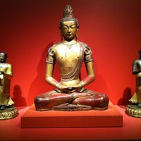 Photo taken at Asian Art Museum by Steve F. on 2/17/2013