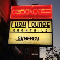 Photo taken at Lush Lounge by Steve F. on 6/27/2013