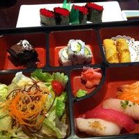 Photo taken at Beluga Japanese Restaurant by Steve F. on 1/18/2013