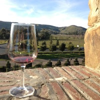 Photo taken at Jacuzzi Family Vineyards by Phil M. on 1/20/2013