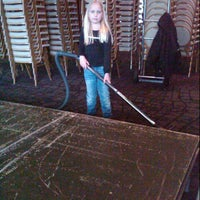 Photo taken at Van der Valk Hotel Harderwijk by Edwin D. on 4/13/2013
