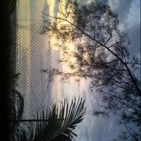 Photo taken at Cherating Bayview Resort by Kucing P. on 11/18/2012