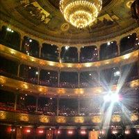Снимок сделан в Academy of Music пользователем Opera P. 9/28/2012