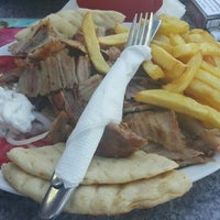 Photo taken at My Big Gyros by Stefan S. on 8/20/2015