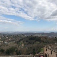 Photo taken at Montepulciano by A. on 2/20/2017