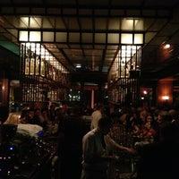 Photo taken at Newton Bar by Christos T. on 3/7/2013