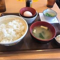 Photo taken at Sukiya by ムトー 精. on 5/16/2017