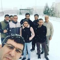 Photo taken at Dikgör İplik by Akrep S. on 1/26/2016