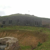 Photo taken at Fort Sint Pieter by Alexandra F. on 11/7/2015