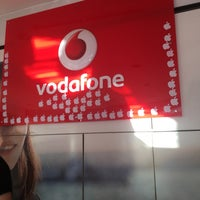Photo taken at vodafone shop by Tayyar A. on 7/10/2017