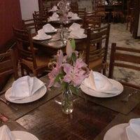Photo taken at DiVino Restaurante by Paulo C. on 5/15/2013